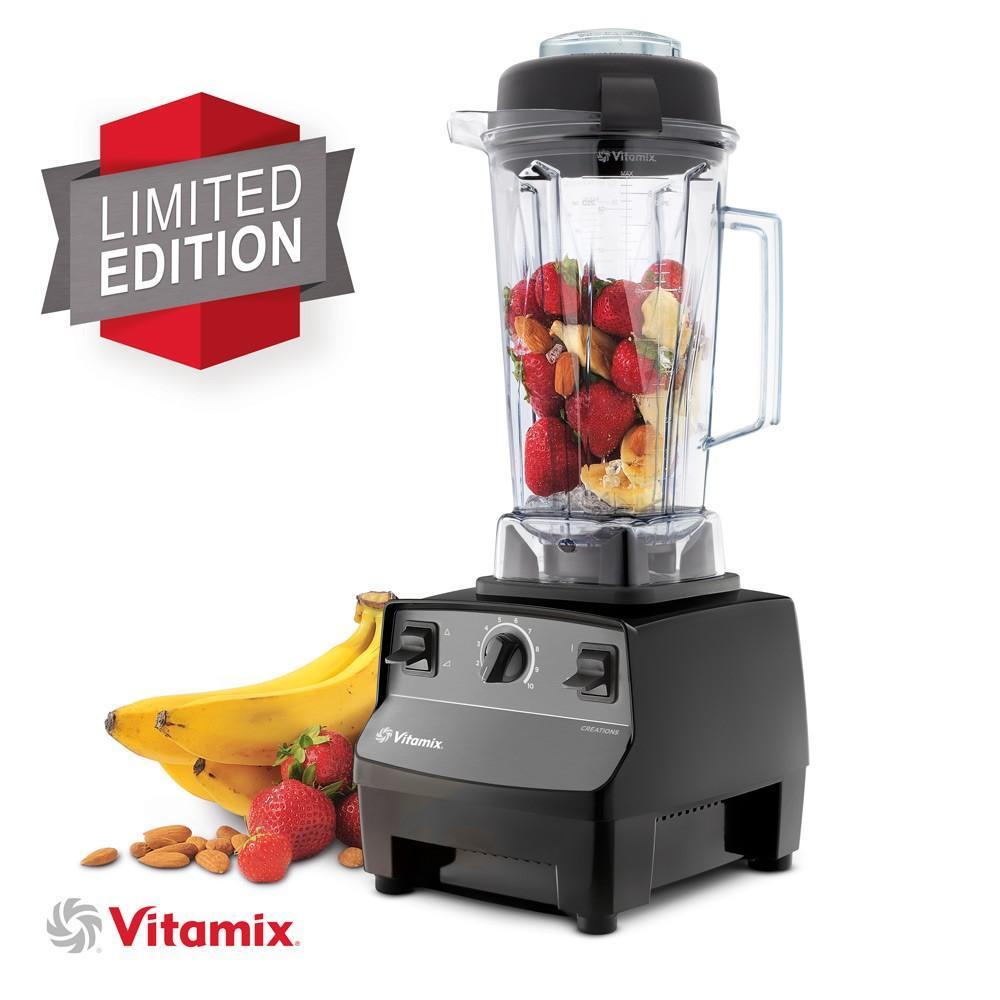 Vitamix Creations schwarz – ein original Vitamix um € 399,00