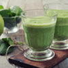 Grüner Advent-Smoothie