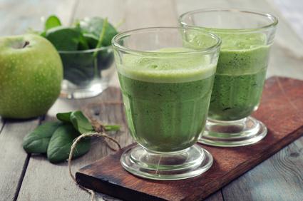 Grüner Advent-Smoothie