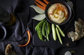 Dips und Aufstriche im Vitamix zubereiten