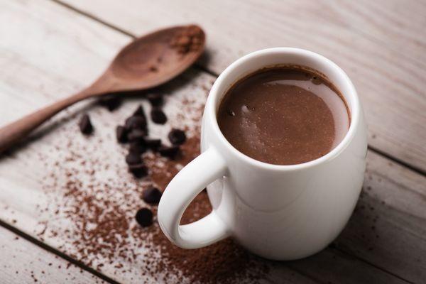 Kakao für die kalte Jahreszeit