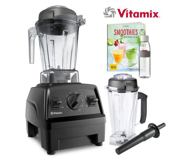 Vitamix Explorian E310 + 2,0L Behälter mit Nass-Schneidemesser + Smoothie Set gratis