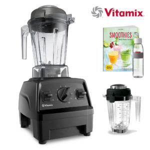 Vitamix Explorian E310 + 0,9L Behälter mit Nass-Schneidemesser + Smoothie Set gratis
